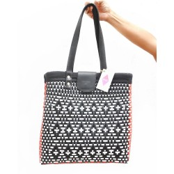 Craft Bags Romboid Print...