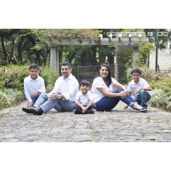 Sesión Paquete Familia